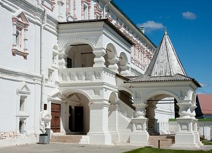 Рязанский Кремль В центре Успенский собор